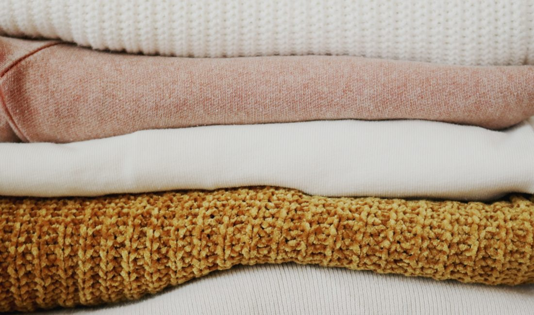 piled-of-folded-textiles